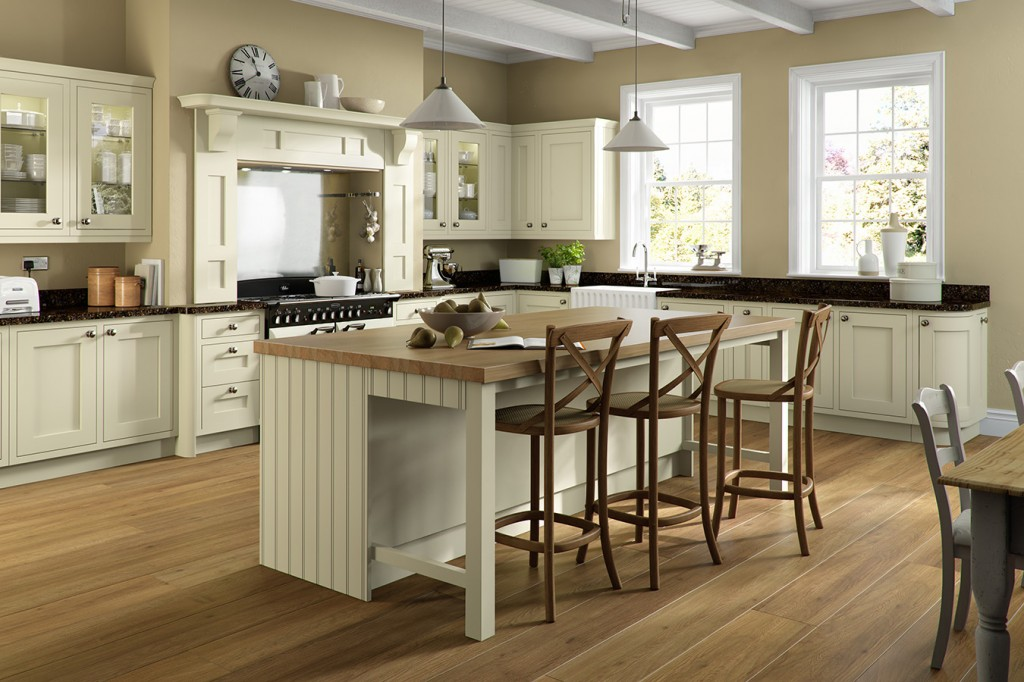 Solid Wood Kitchens Yorkshire
